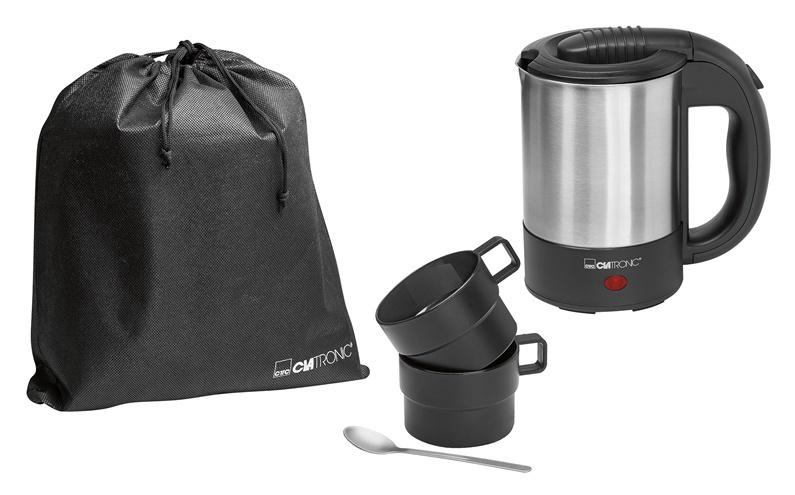 Электрический чайник Clatronic 3624, 0.5 л