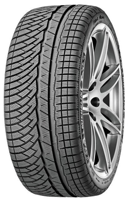 Žieminė automobilio padanga Michelin Pilot Alpin PA4, 265/40 R18 101 V XL