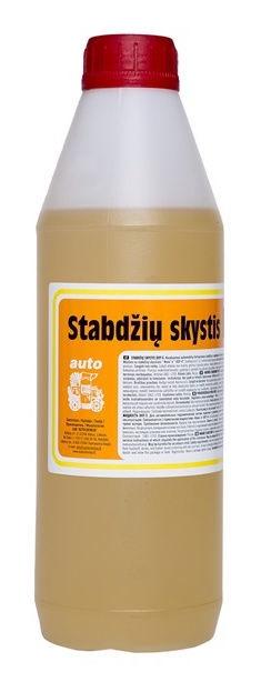 Тормозная жидкость SN DOT3 Brake Fluid 1l