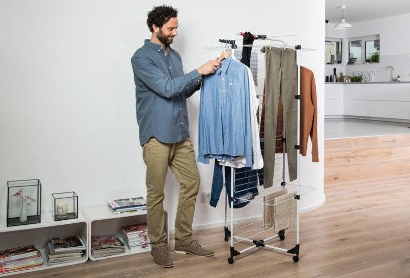 Vileda Mixer 4 Vertical Clothes Dryer