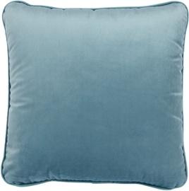 Декоративная подушка Home4you Velvet, зеленый, 450 мм x 450 мм