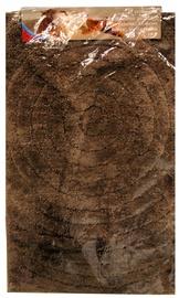 Vannas istabas paklājs Besk Brown, 800x500 mm