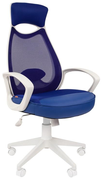 Kontoritool Chairman 840, sinine/valge