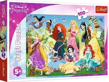 Puzle Trefl Disney Princess 16417, 100 gab.