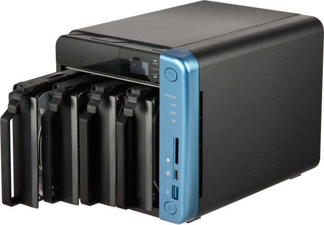 QNAP Systems TS-453B-4G 4-Bay NAS 4TB