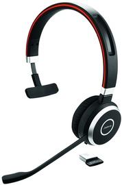 Belaidės ausinės Jabra Evolve 65 Series Mono Black