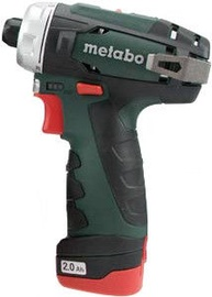 Metabo PowerMaxx BS Basic Set Cordless Drill