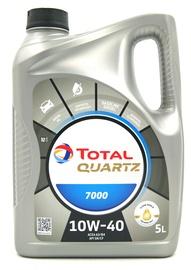 Mootoriõli Total Quartz 7000 10W/40 Engine Oil 5l