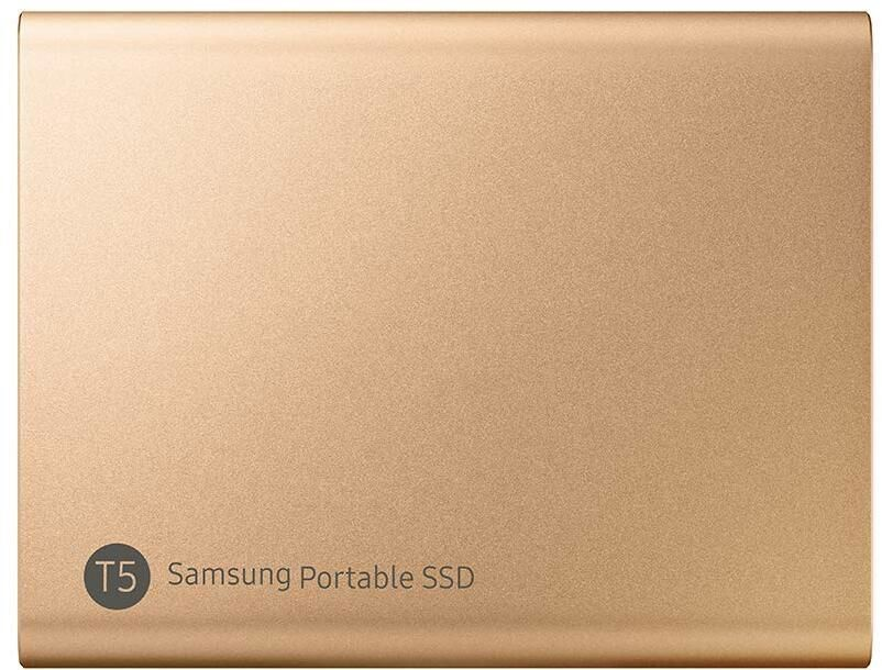 Samsung T5 SSD 500GB Rose Gold