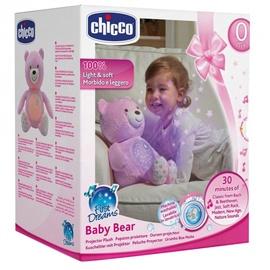 Žaislas meškiukas - migdukas Chicco First Dreams 80151, 0 mėn.