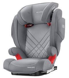 Recaro Monza Nova 2 Seatfix Aluminium Grey