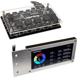 Lamptron SM436 PCI RGB Fan and LED Controller