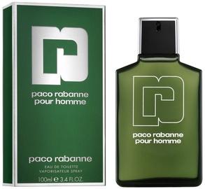 Tualetinis vanduo Paco Rabanne Pour Homme 100ml EDT