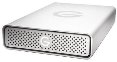 G-Technology G-DRIVE USB-C 4TB