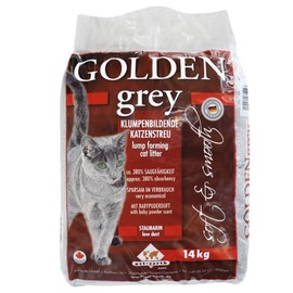 Golden Grey Soft&Smooth Cats Litter 14l