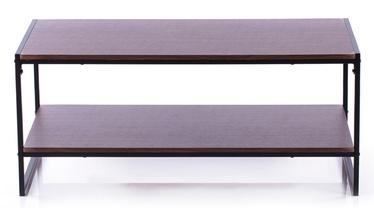 Kafijas galdiņš Homede Coxe, brūna, 1050x530x450 mm