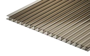Polikarbonato plokštė, 0,4 x 200 x 105 cm