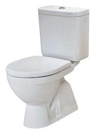 Tualetes pods WC Jika Lyra Plus, bez vāka