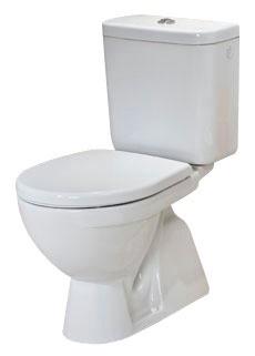 Tualete Jika Lyra Plus H8263840002421, 360x630 mm