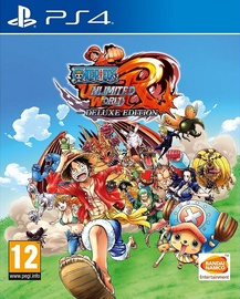 One Piece: Unlimited World Red Deluxe Edition PS4