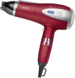 Plaukų džiovintuvas AEG HTD 5584, 2200W, raudonas