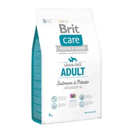 Brit Care Grain-Free Adult Salmon & Potatoes 3kg