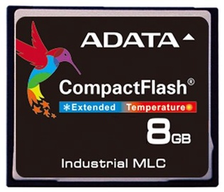 Adata 8GB Industrial CF IPC39 MLC