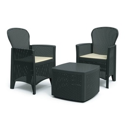 SN Garden Furniture Set Tree Anthracite