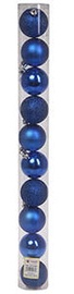 Verners Christmas Balls Blue 6cm 10pcs
