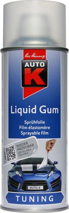 Auto K Liquid Gum Colourless 400ml