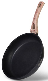 Fissman Black Pearl Frying Pan Black 28cm