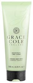 Grace Cole Body Scrub 238ml Grapefruit, Lime & Mint