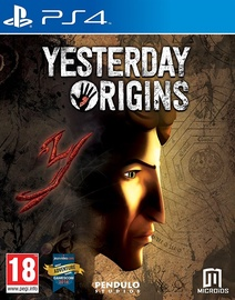 Игра для PlayStation 4 (PS4) Yesterday Origins PS4