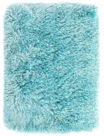 Paklājs AmeliaHome Floro, zila, 150x100 cm