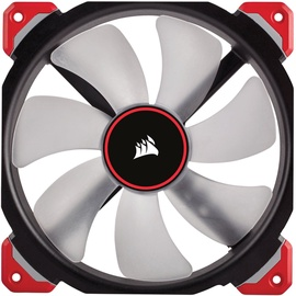 Corsair ML140 Pro 140mm Premium Magnetic Levitation FanCorsair ML140 Pro LED Red 140mm Premium Magnetic Levitation Fan
