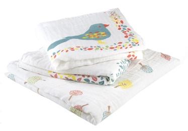 Babymoov Molton Towels 4 Seasons Set