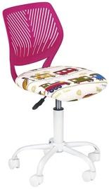 Halmar Chair Bali Pink