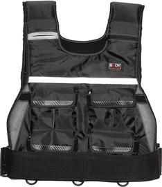Body Sculpture BB966U Adjustable Training Vest 10kg Black
