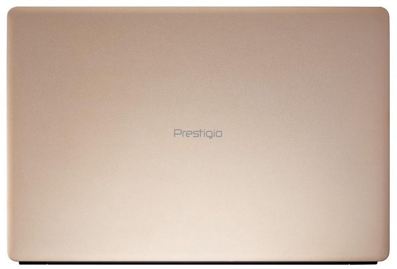 Nešiojamas kompiuteris Prestigio SmartBook PSB133S SSD 120GB Metal Gold