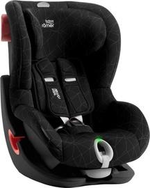 Britax Romer Seat Black Series King II LS Cristal Black