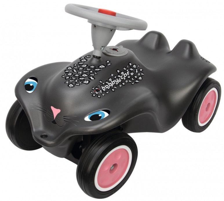 BIG Bobby Car Panther Grey
