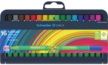 Schneider Pen Link-It Fineliner 0.1mm 16pcs 192092