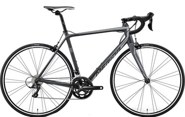Merida Scultura 200 Grey/Black  54cm/M-L