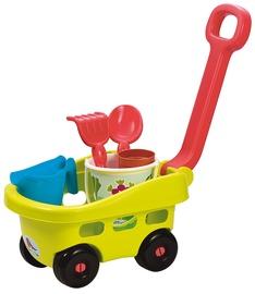 Набор игрушек для песочницы Ecoiffier Gardeners set, многоцветный, 6 шт.