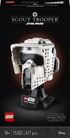 Конструктор LEGO Star Wars Шлем пехотинца-разведчика 75305, 471 шт.