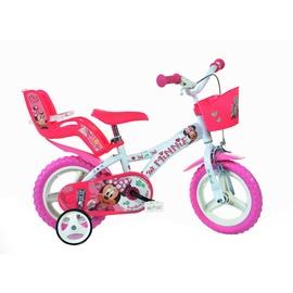 Vaikiškas dviratis Dino Bikes Minnie 612L-NN, 12'
