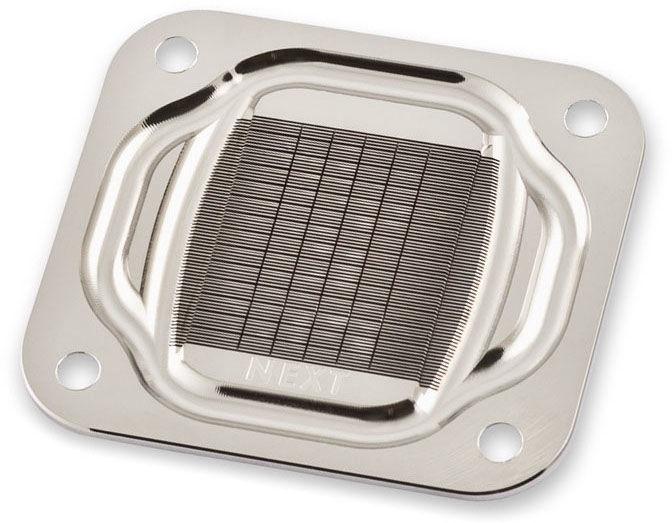 Aqua Computer Cuplex Cryos NEXT VARIO With Vision LGA 2011(-v3)/2 Nickel/Nickel