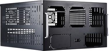 Spire Mining Case Racksper 4U Black