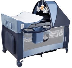 Детская кроватка Lionelo Sven Plus Navy Blue