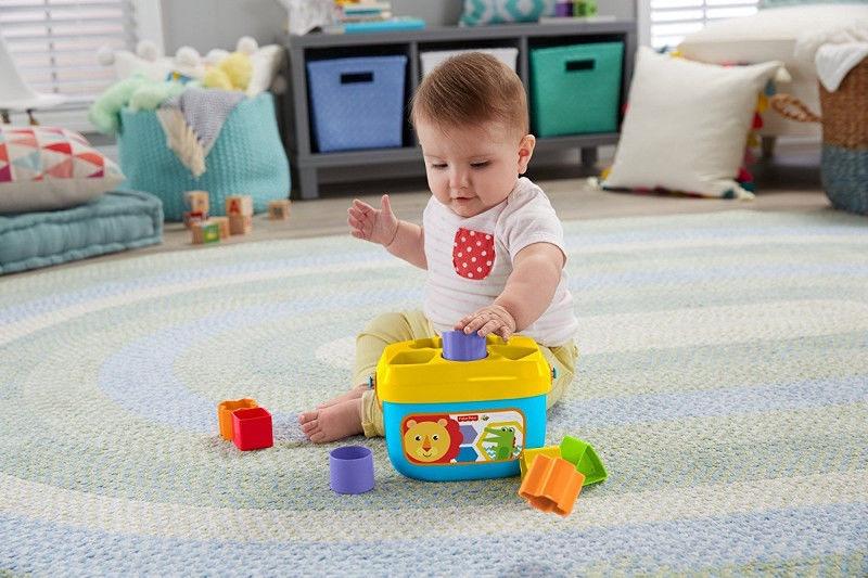 Fisher Price Babys First Blocks FFC84